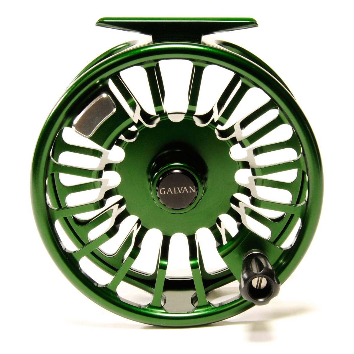 galvan torque reel green