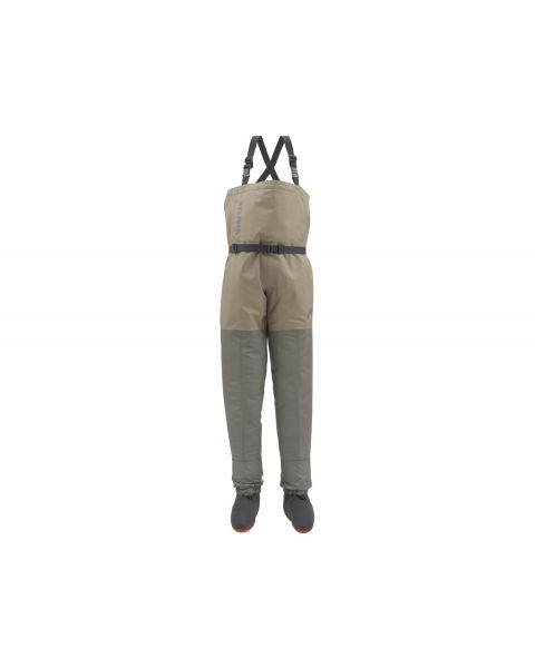 simms tributary kids waders