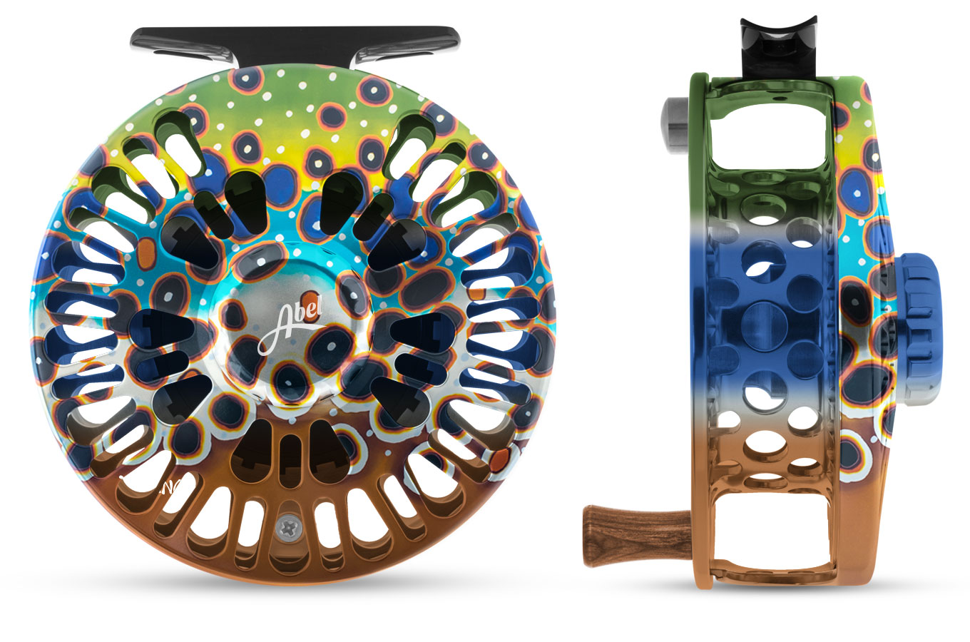abel super series reel